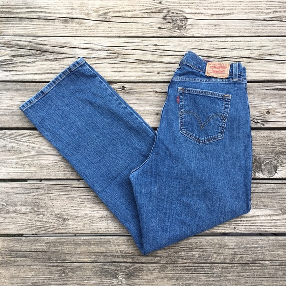 62b57d088fc Levi's Jeans   Levis 550 Womens Relaxed Bootcut Size 16 M   Poshmark
